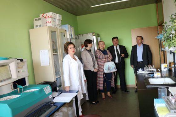 U toku radovi na rekonstrukciji enterijera Doma zdravlja